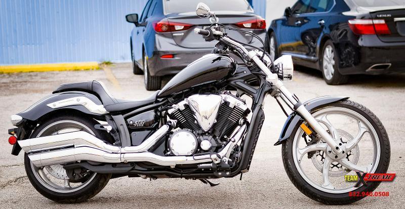 2012 Yamaha STRYKER RAVEN - Houston, TX HOUSTON TEXAS
