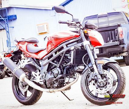2015 Hyosung GT650