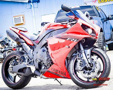 2014 Yamaha YZF-R1 for sale in Houston, TX