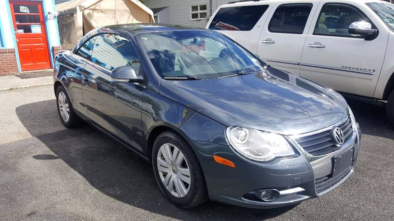 2008 Volkswagen Eos Komfort 2dr Convertible 6A - Wingdale NY