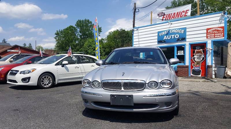 2005 Jaguar X-Type AWD 3.0L 4dr Sedan - Wingdale NY
