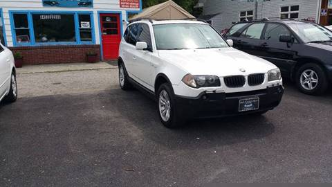 2005 BMW X3 for sale in Wingdale, NY
