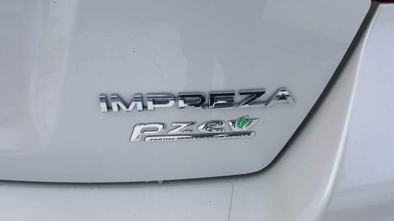 2013 Subaru Impreza AWD 2.0i Limited 4dr Wagon - Wingdale NY