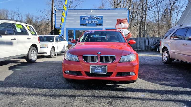 2006 BMW 3 Series AWD 330xi 4dr Sedan - Wingdale NY