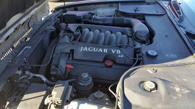 2000 Jaguar XJ-Series XJ8L 4dr Sedan - Wingdale NY