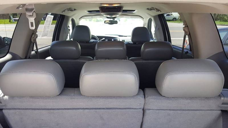 2006 Dodge Durango Limited 4dr SUV 4WD w/ Front, Rear and Third Row Head Airbags - Wingdale NY