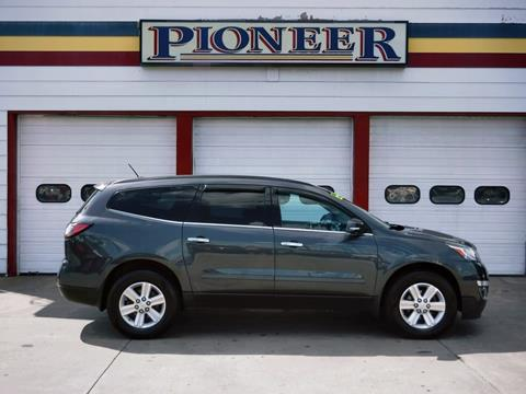 2013 Chevrolet Traverse for sale in Avon, NY