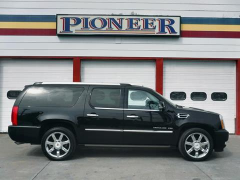 2012 Cadillac Escalade ESV for sale in Avon, NY