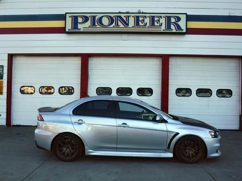 2012 Mitsubishi Lancer Evolution for sale in Avon, NY