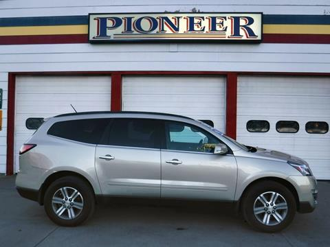 2015 Chevrolet Traverse for sale in Avon, NY