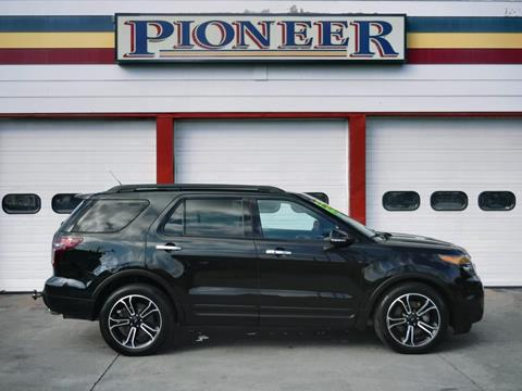 2014 Ford Explorer for sale in Avon, NY
