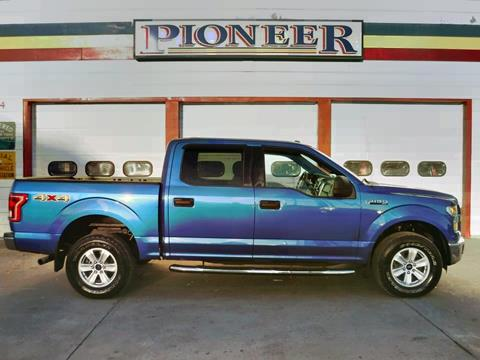 2016 Ford F-150 for sale in Avon, NY
