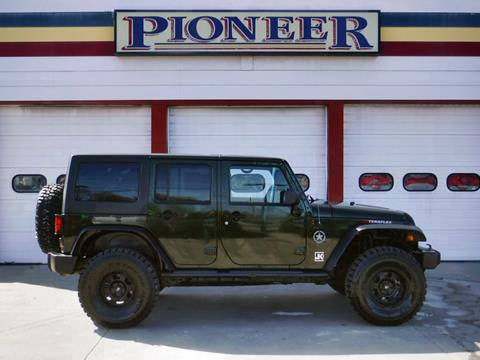 2011 Jeep Wrangler Unlimited for sale in Avon, NY