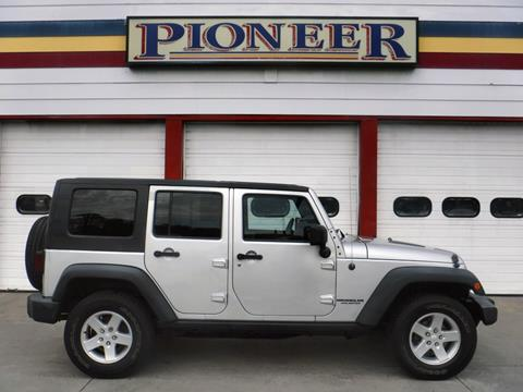 2009 Jeep Wrangler Unlimited for sale in Avon, NY