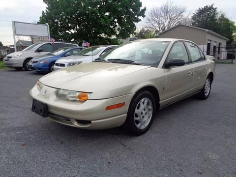 2001 Saturn S-Series for sale at Supermax Autos in Strasburg VA