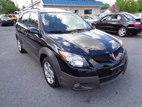 2003 Pontiac Vibe for sale at Supermax Autos in Strasburg VA