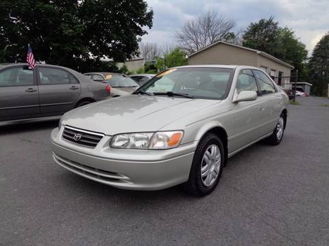 2001 Toyota Camry for sale at Supermax Autos in Strasburg VA