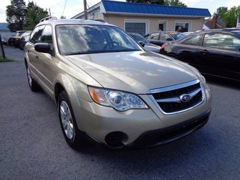 2008 Subaru Outback for sale in Strasburg, VA