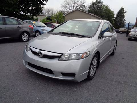 2009 Honda Civic for sale at Supermax Autos in Strasburg VA