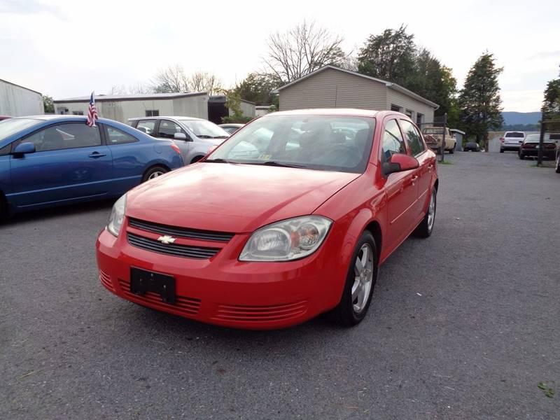 2010 Chevrolet Cobalt LT 4dr Sedan W/2LT   Strasburg VA