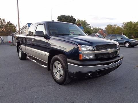 2005 Chevrolet Silverado 1500 for sale at Supermax Autos in Strasburg VA