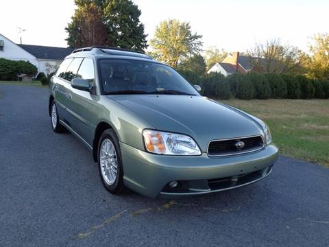 2004 Subaru Legacy for sale in Strasburg, VA