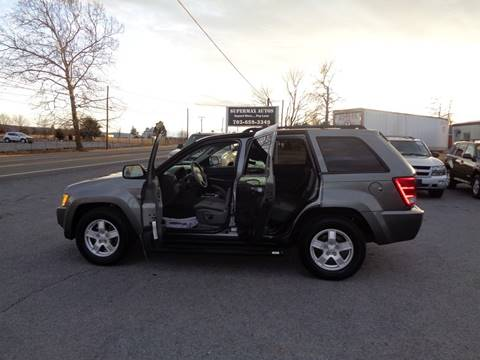 2007 Jeep Grand Cherokee for sale at Supermax Autos in Strasburg VA