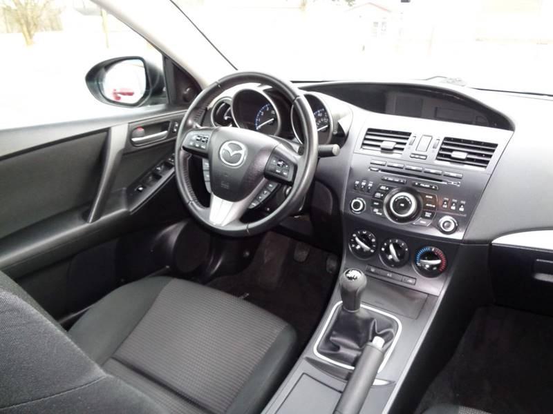 2012 Mazda Mazda3 i Touring 4dr Sedan 6M In Strasburg VA - Supermax ...