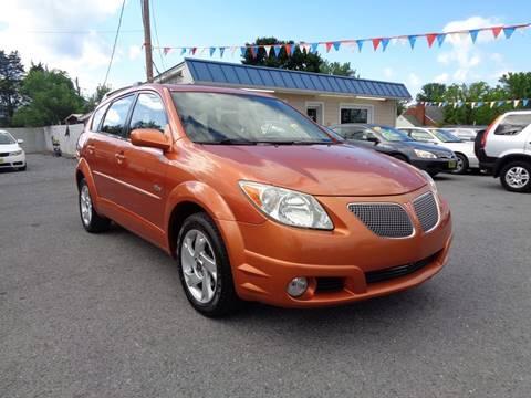 2005 Pontiac Vibe for sale at Supermax Autos in Strasburg VA