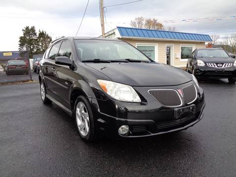 2007 Pontiac Vibe for sale in Strasburg, VA