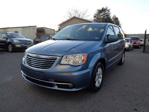 2012 Chrysler Town and Country for sale in Strasburg, VA