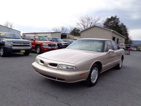 1999 Oldsmobile Eighty-Eight for sale in Strasburg, VA