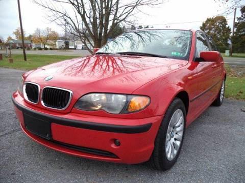 2002 BMW 3 Series for sale at Supermax Autos in Strasburg VA