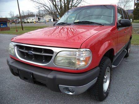 1999 Ford Explorer for sale at Supermax Autos in Strasburg VA