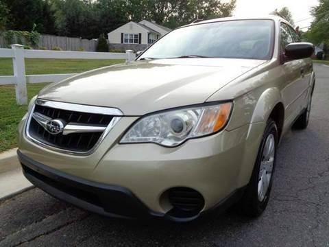 2009 Subaru Outback for sale at Supermax Autos in Strasburg VA