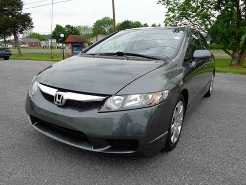 2010 Honda Civic for sale at Supermax Autos in Strasburg VA
