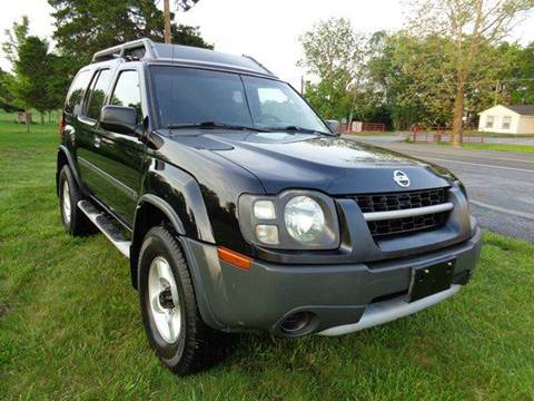 2003 Nissan Xterra for sale at Supermax Autos in Strasburg VA