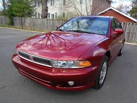 2001 Mitsubishi Galant for sale at Supermax Autos in Strasburg VA