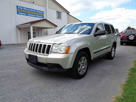2008 Jeep Grand Cherokee for sale at Supermax Autos in Strasburg VA