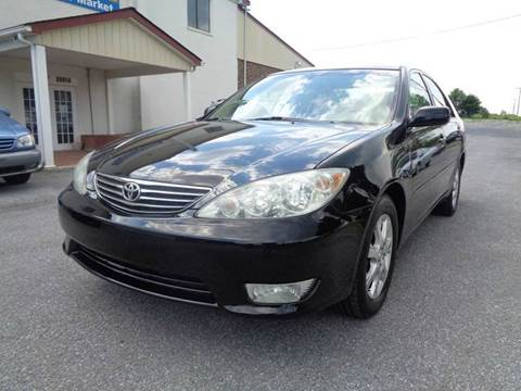 2005 Toyota Camry for sale at Supermax Autos in Strasburg VA