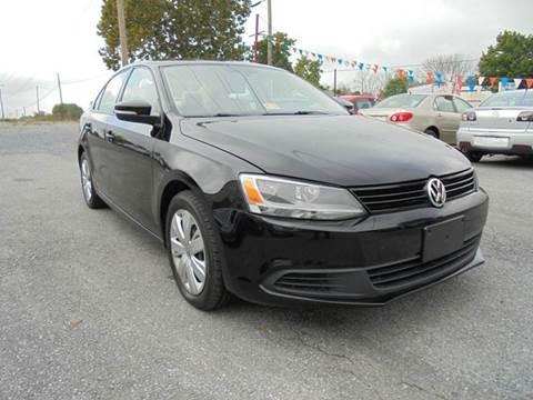 2012 Volkswagen Jetta for sale at Supermax Autos in Strasburg VA