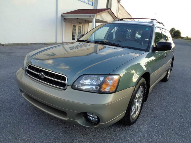 2000 subaru outback base awd 4dr wagon in strasburg va. Black Bedroom Furniture Sets. Home Design Ideas