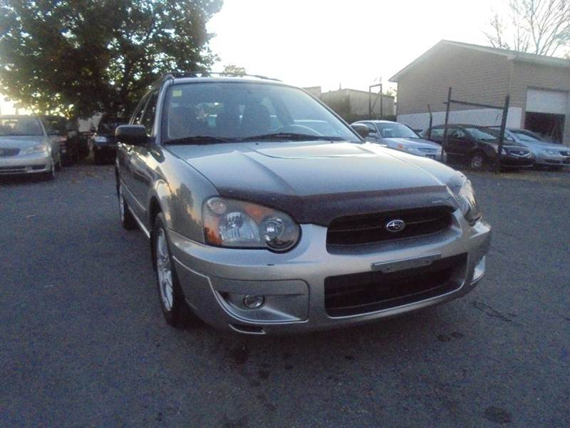 2005 Subaru Impreza Outback Sport Special Edition Awd 4dr Wagon In