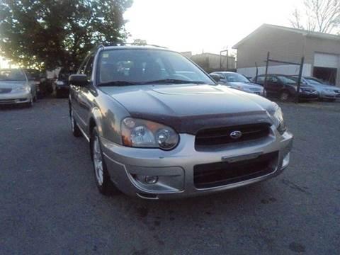 2005 Subaru Impreza for sale at Supermax Autos in Strasburg VA