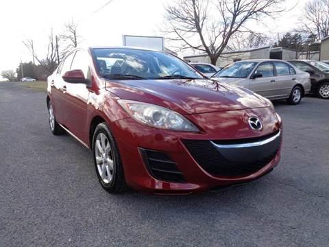 2010 Mazda MAZDA3 for sale at Supermax Autos in Strasburg VA