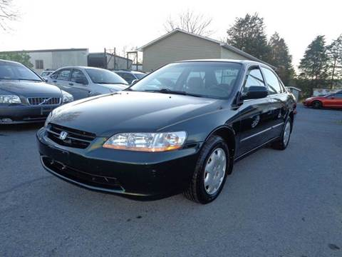 2000 Honda Accord for sale at Supermax Autos in Strasburg VA