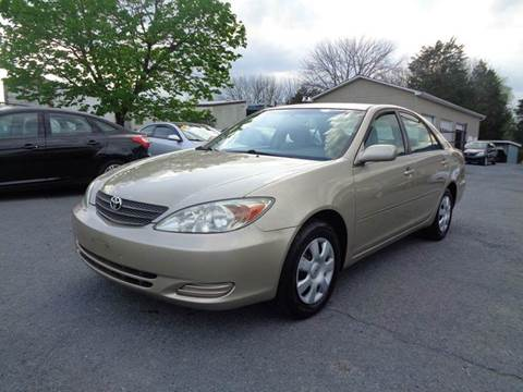 2003 Toyota Camry for sale at Supermax Autos in Strasburg VA