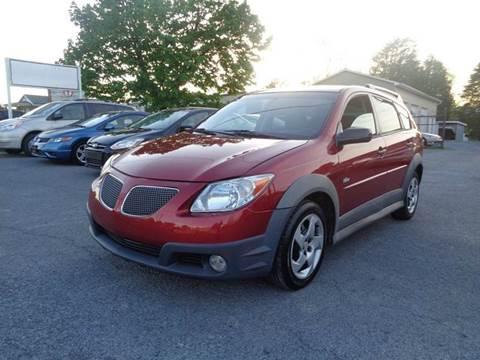 2007 Pontiac Vibe for sale at Supermax Autos in Strasburg VA