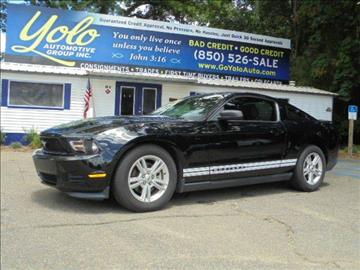 2012 Ford Mustang for sale in Marianna, FL