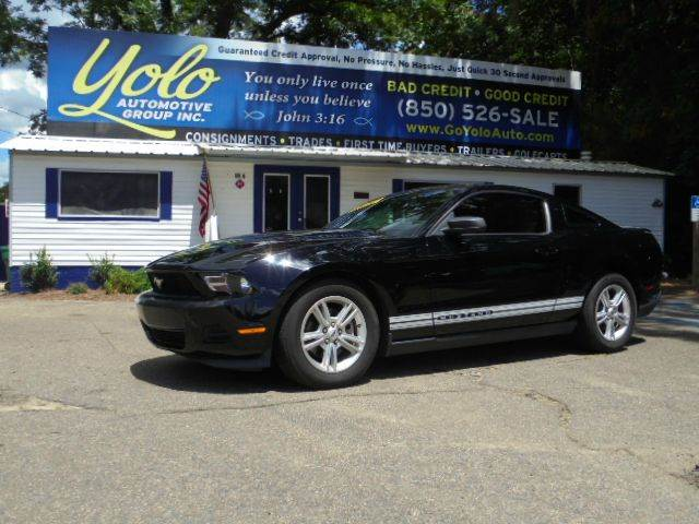 2012 Ford Mustang V6 Premium 2dr Coupe - Marianna FL